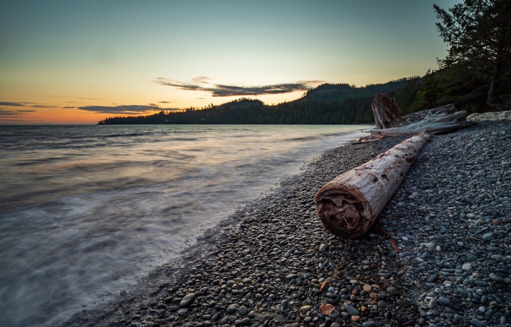 RV parks on Vancouver Island